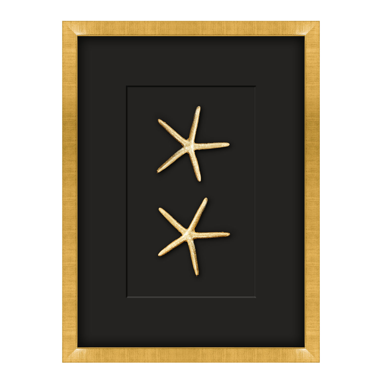 Gold Starfish Wall Decor : Bu sb web