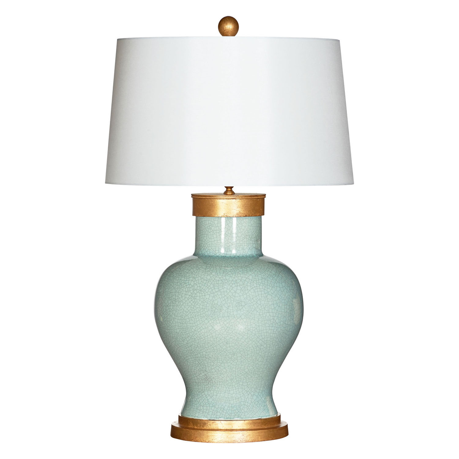 Celadon Cove Table Lamp