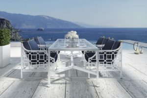 Barclay Butera Outdoor Furniture with Castelle