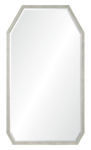 Louvre Mirror Silver