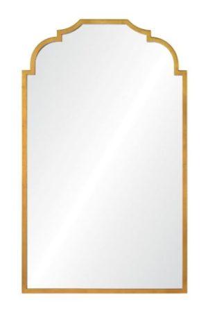 Arc De Triomphe Mirror Gold